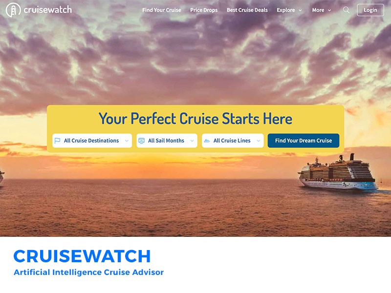 Cruisewatch – The Artificial Intelligence Cruise Advisor